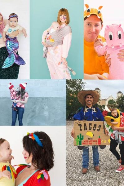 mommy and baby halloween costume ideas