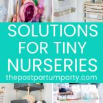 small nursery solutions pin image