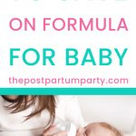 save on baby formula pin image