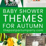 fall baby shower themes