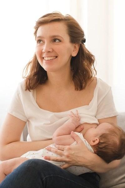 mom's favorite breastfeeding supplies