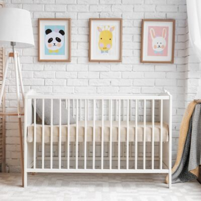 How to Design Baby's nursery on a budget