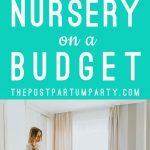 budget nursery