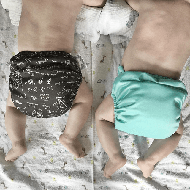 baby cloth diapers are so cute!