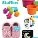 Baby stocking stuffer ideas