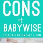 babywise pin