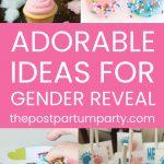 gender reveal food ideas