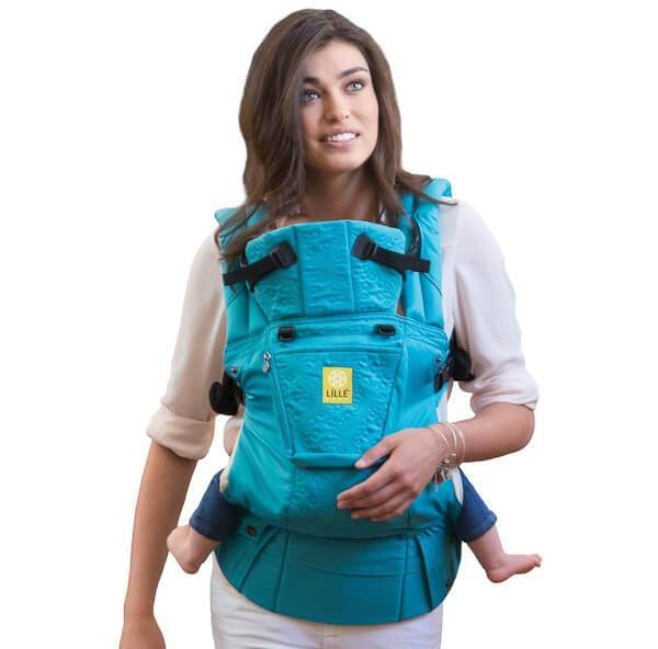 most forgotten baby items - baby carrier