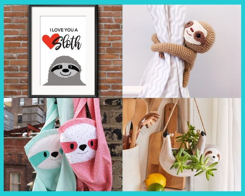 sloth theme nursery
