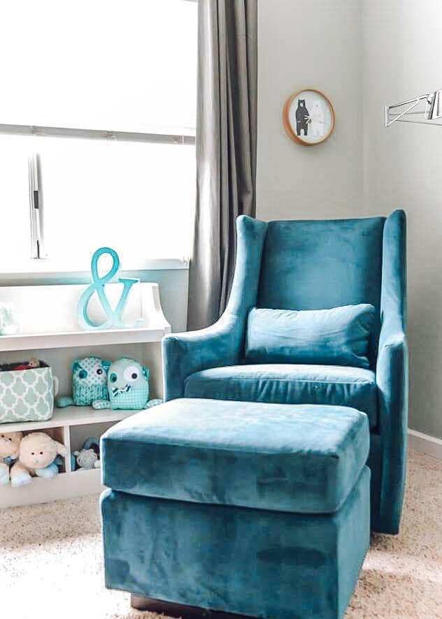 adventure nursery decor