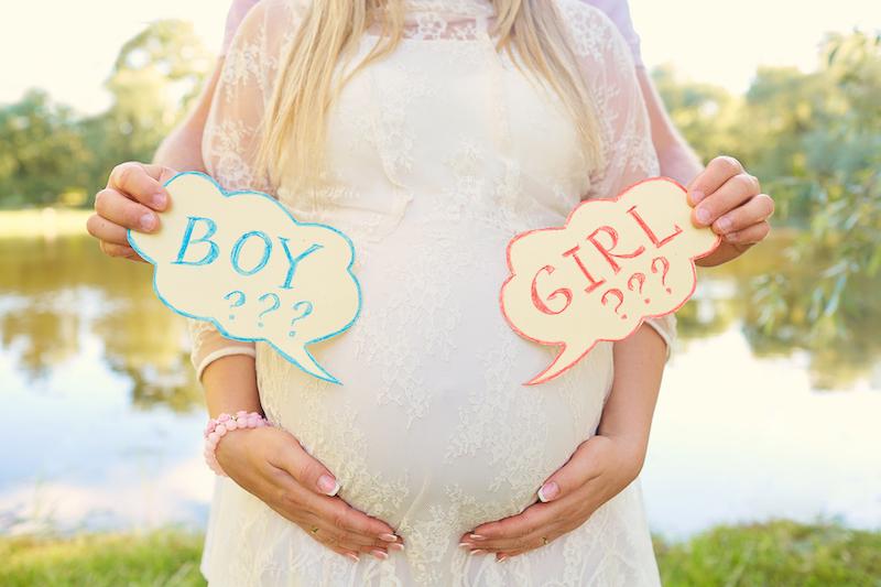 parents predicting baby's gender