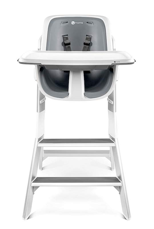4 Moms high chair for Baby led weaning