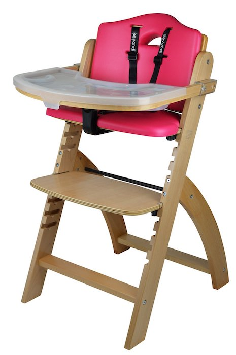 Abiie Beyond high chair for baby led weaning
