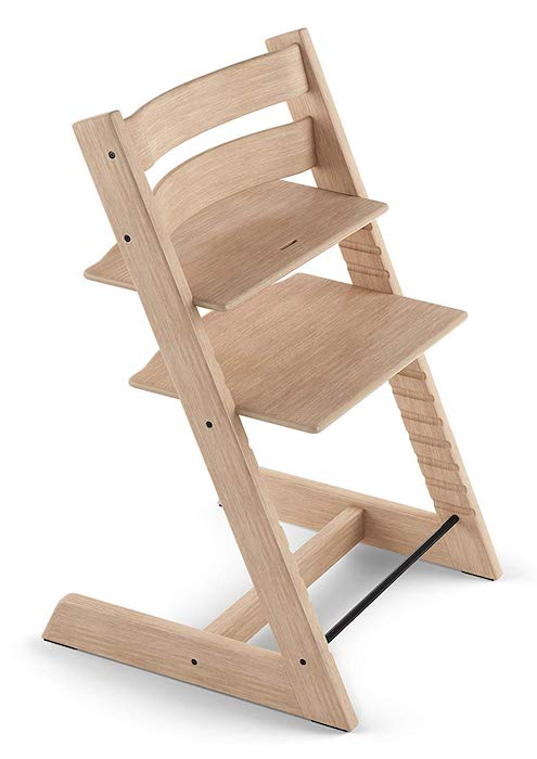 Stokke Tripp Trapp high chair for Baby led weaning