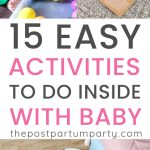 indoor baby activ