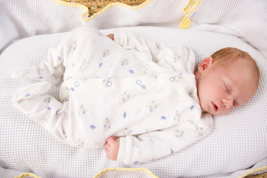 hacks for getting your baby to sleep