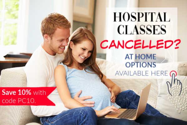 prenatal class online advertisement