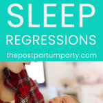 sleep regressions pin image