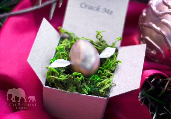 wizarding egg to announce pregnancy to family in person