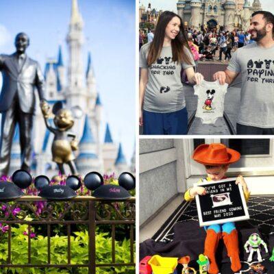 20 Magical Disney Pregnancy Announcements