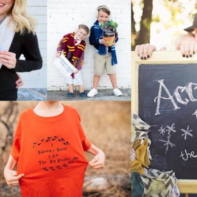 21 Enchanted Harry Potter Pregnancy Announcements