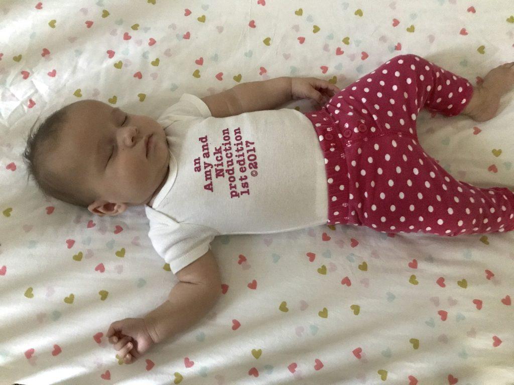 3 month old sleep schedule babywise