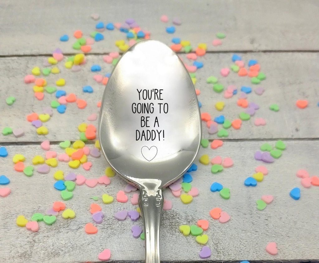 ways to tell husband you're pregnant - spoon