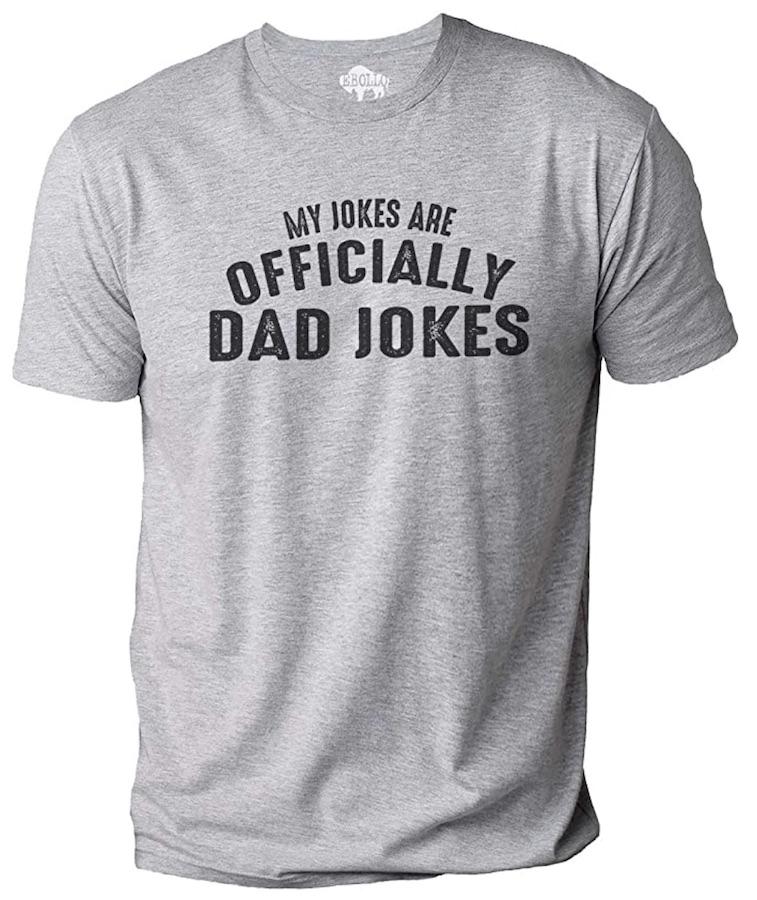 dad jokes tee shirt