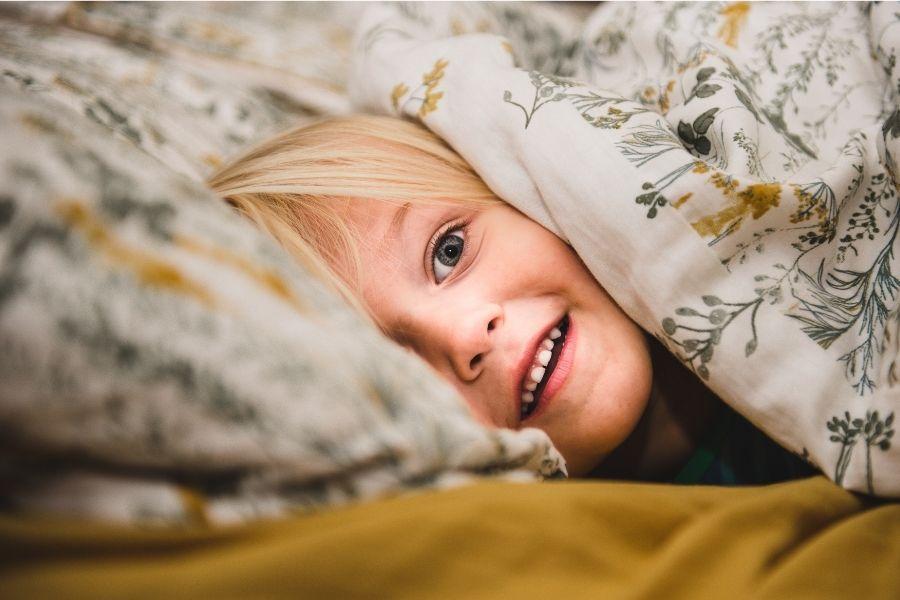 3 year old sleep regression night wakings