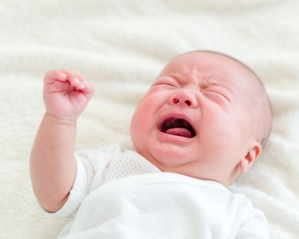 four month sleep regression - baby fighting sleep