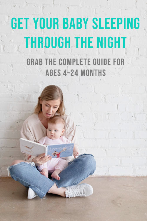 ebook ad for tired parents