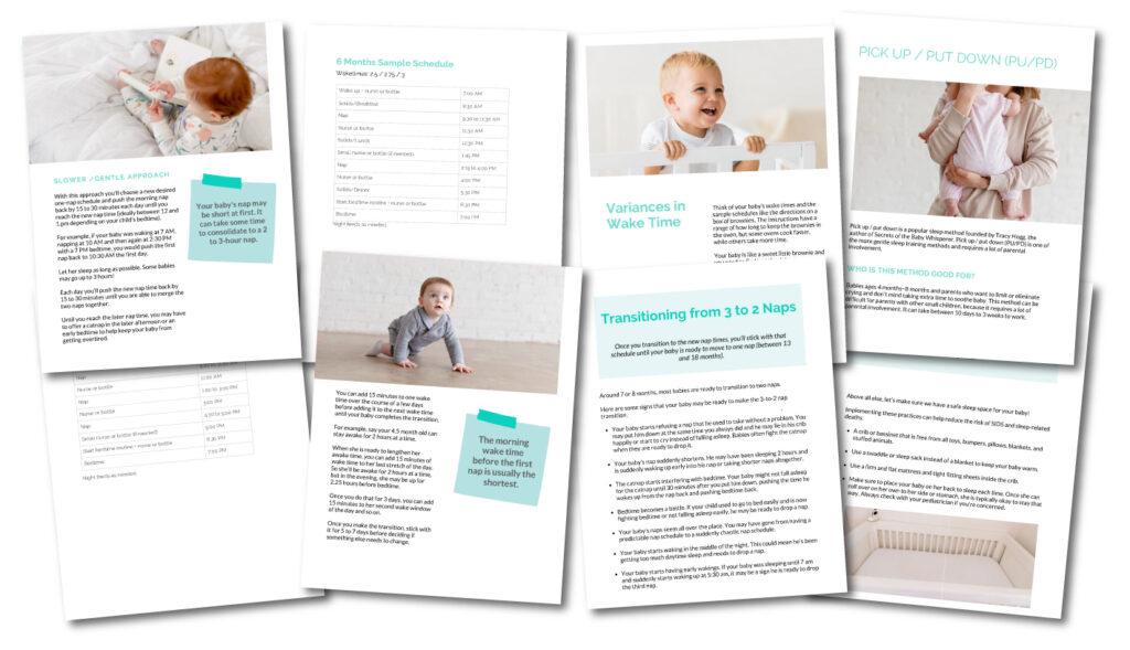 e-book interior pages