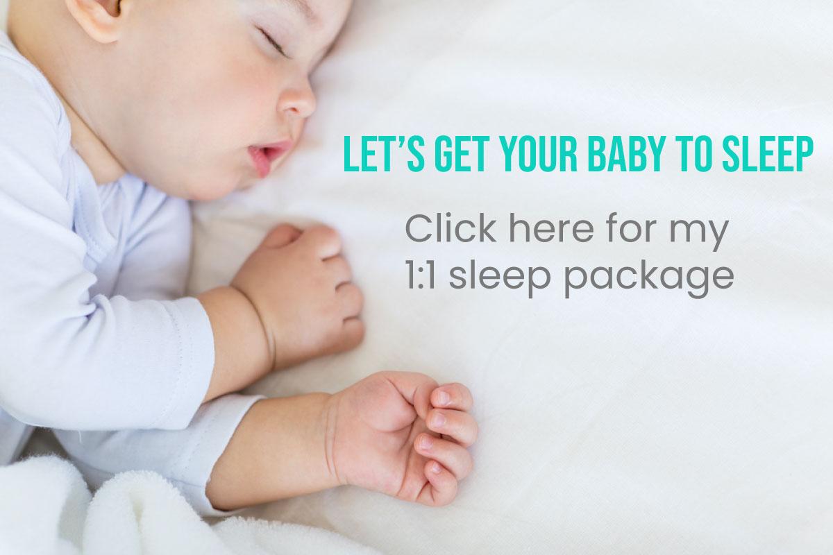 sleep package 1:1 sleeping baby