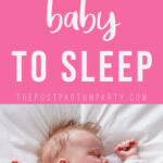 reflux baby sleep pin image