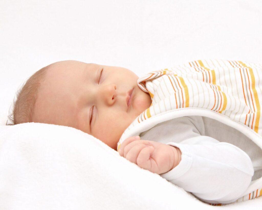 TOG rating for baby's sleep sack