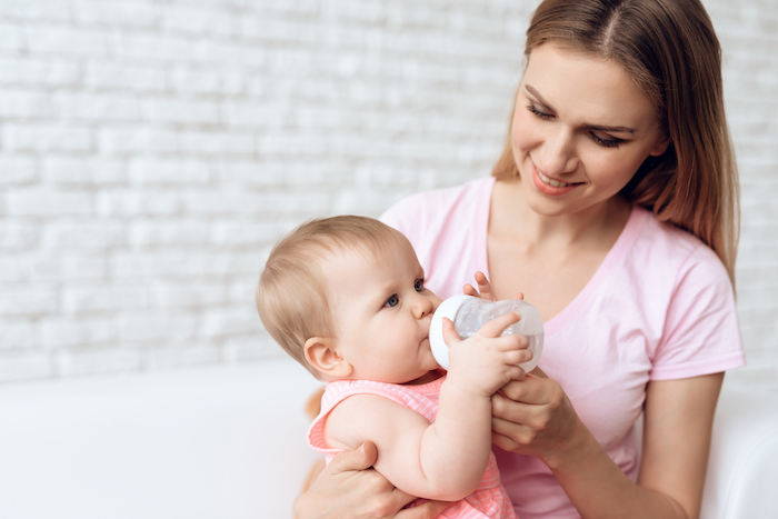 Baby sleep consultant tips - nutrition