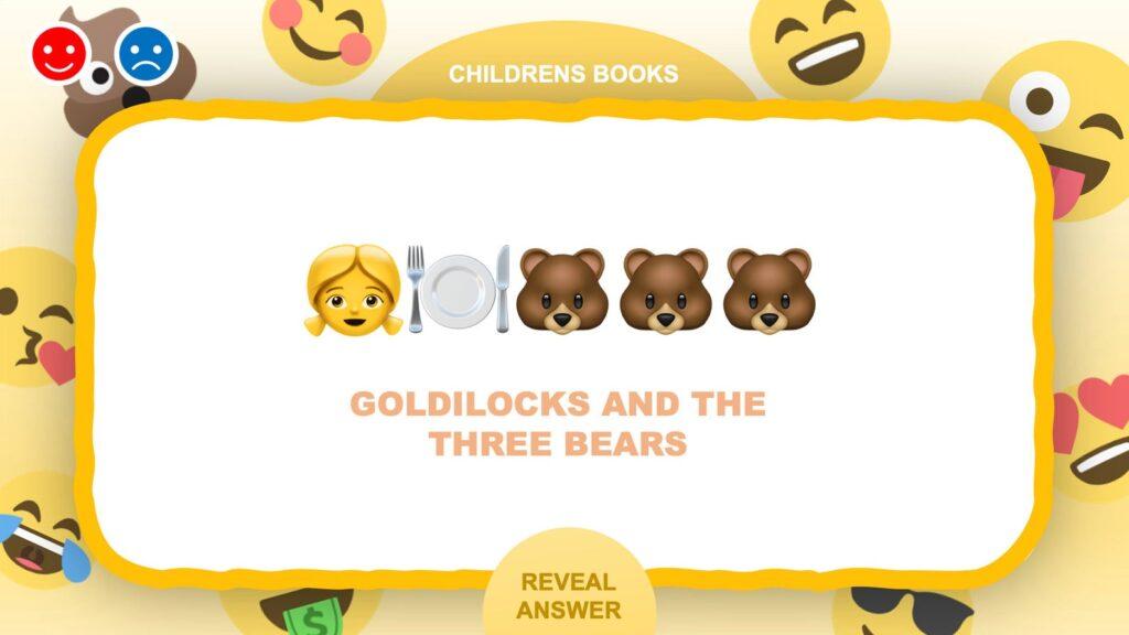 virtual baby shower game - emoji