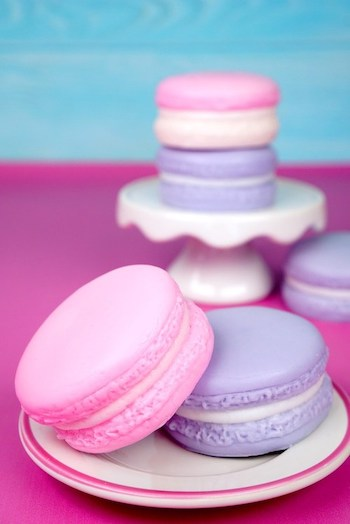 macaroon soap - fun baby shower game prize