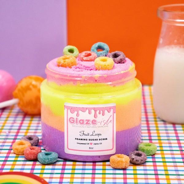 fruit loops sugar scrub