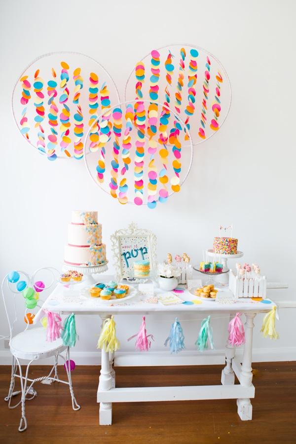 sprinkle baby shower theme