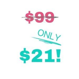 price discount