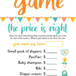 Price is Right Game Pin Image