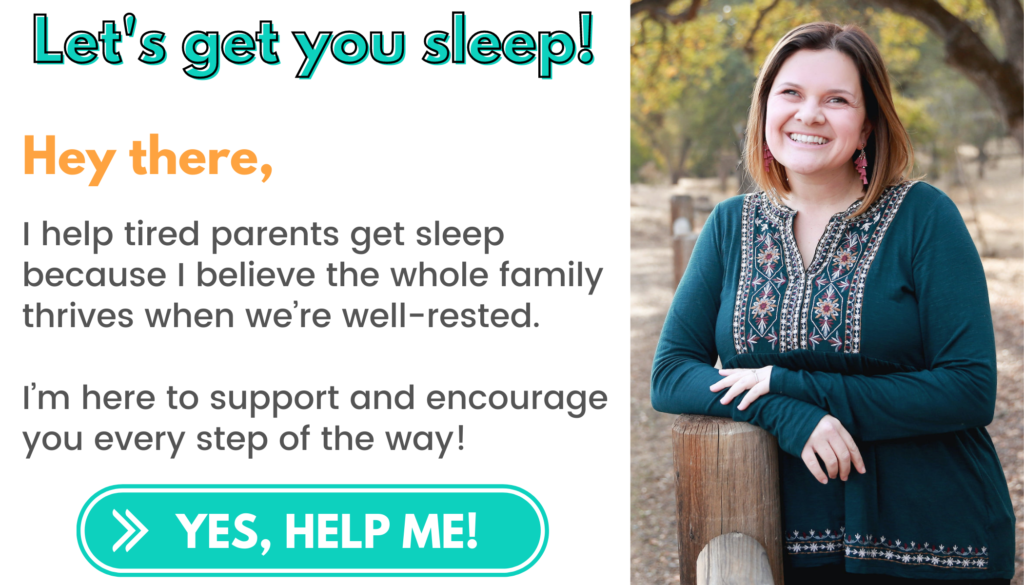 Amy baby and toddler sleep consultant