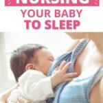how to stop nursing to sleep pin image