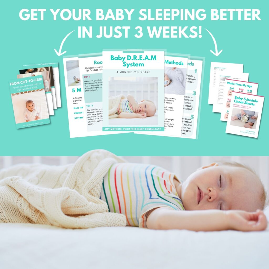 Baby DREAM System mockup